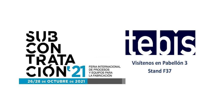 TEBIS participará en la feria SUBCONTRATACIÓN 2021